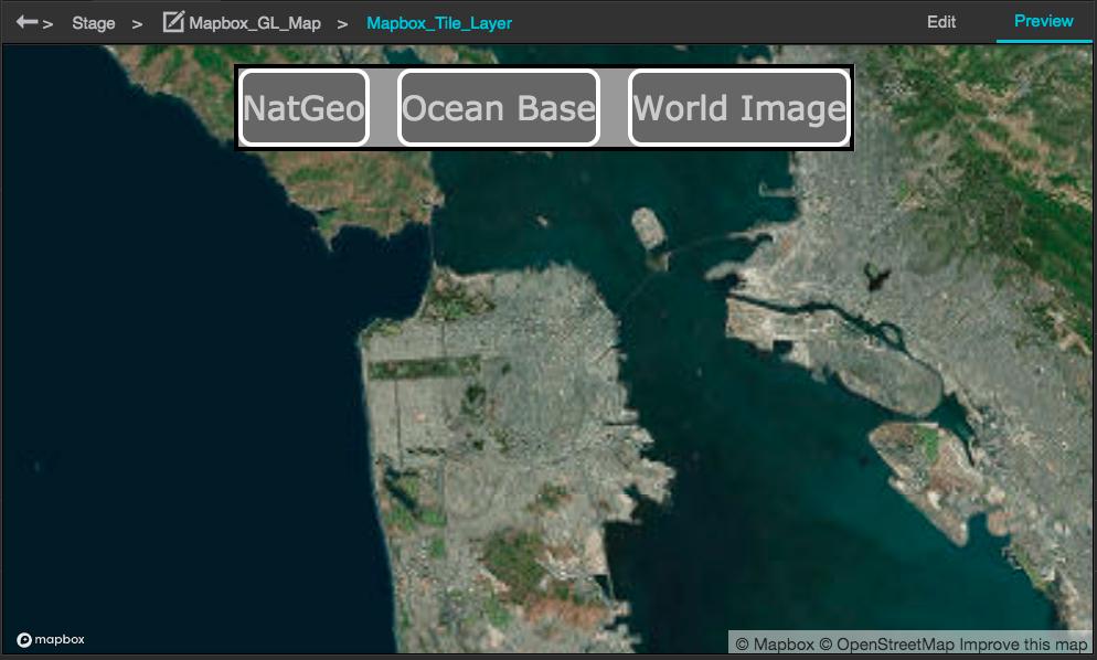 Mapbox GL Map [DGLux]